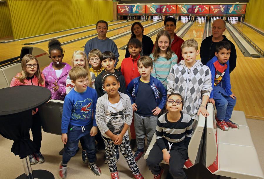 Barngruppen åkte lördag 17 december till Vilhelmina och bowlade. Efter bowlingen åt gruppen tacobuffé på Hotell Wilhelmina innan återfärden till Åsele.
