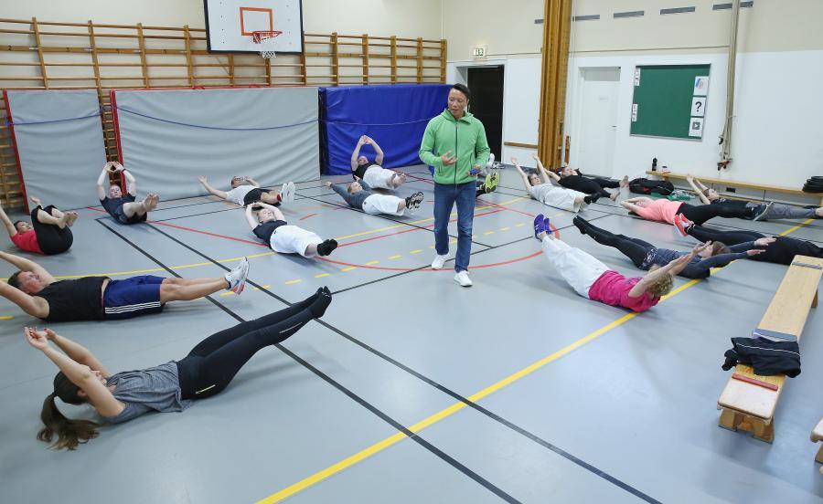 Helgen 17-18/8 var det kickoff i Umeå inför höststarten, för JKA Sweden klubbar i norr. Man gick bl.a. igenom en rad fysövningar, och planerade verksamheten under hösten.