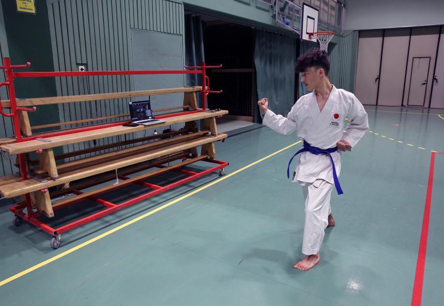 Lördag 22 maj hade Övre Norrlands Karateförbund, ÖNKF, en zoomträning i kata.